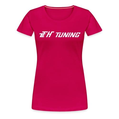 ETH Logo - Frauen Premium T-Shirt