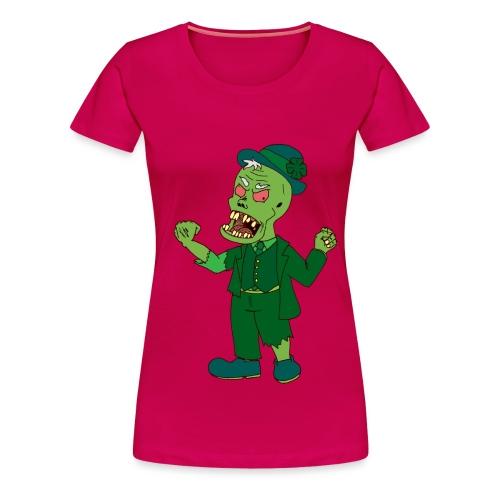 Irish - Women's Premium T-Shirt