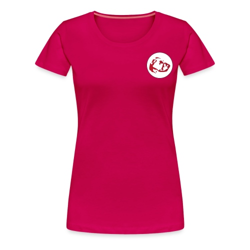 LOGO TAD - Women's Premium T-Shirt
