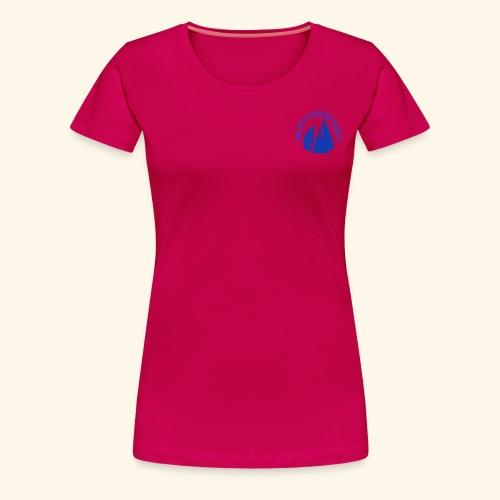 yacht club de tahiti logo - T-shirt Premium Femme