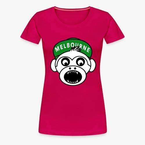 Melbourne - T-shirt Premium Femme