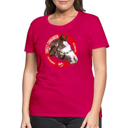 SWEET CINNAMON - Maglietta Premium da donna