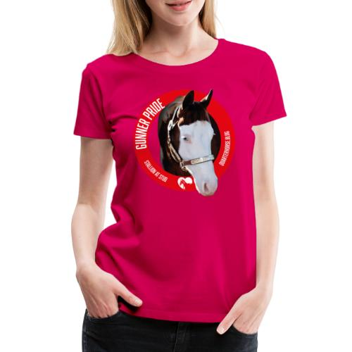 GUNNER PRIDE - Maglietta Premium da donna
