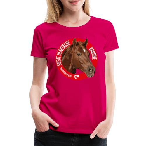 GREAT HEARTACRE - BARONE - Maglietta Premium da donna
