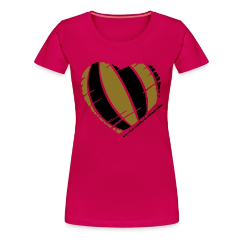 love girl - Vrouwen Premium T-shirt