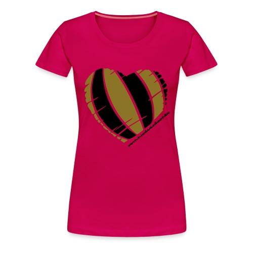 love girl - Vrouwen Premium T-shirt