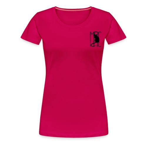 MRC Banksy rat black - Women's Premium T-Shirt