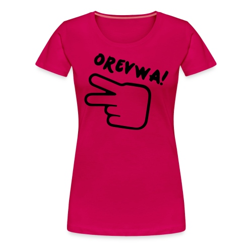orevwa - Women's Premium T-Shirt