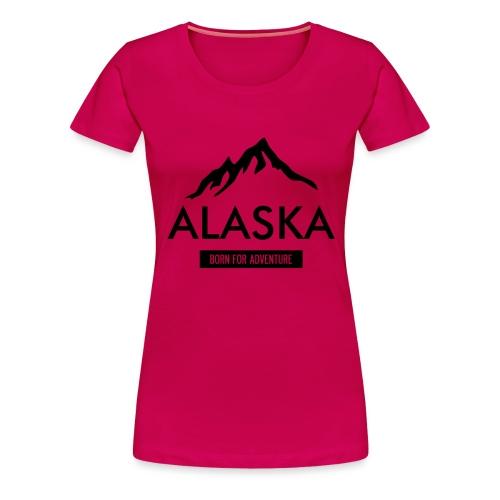 Alaska long dark - Maglietta Premium da donna