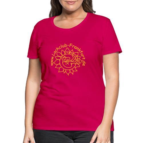 tshirtlogo4 - Frauen Premium T-Shirt