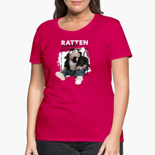 Rolf Rüdiger Rattenscharf - Frauen Premium T-Shirt