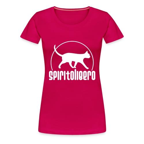 spiritolibero - Maglietta Premium da donna