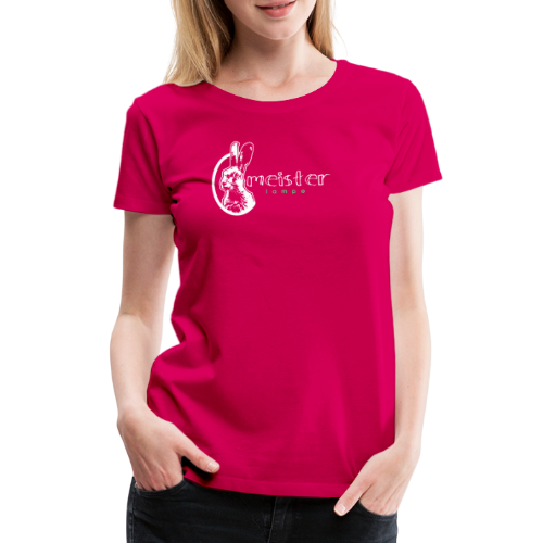 meister lampe - Frauen Premium T-Shirt