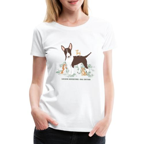 Dog edition - Women's Premium T-Shirt