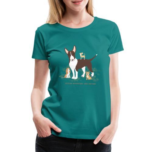Dog edition - Women's Premium T-Shirt