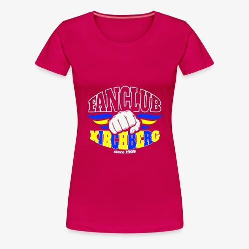 Fanclub Kirchberg Fußball - Frauen Premium T-Shirt