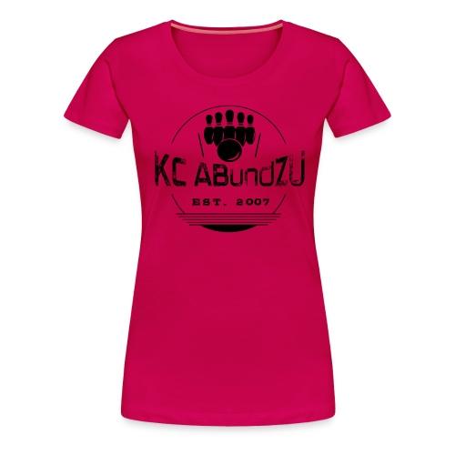 FINAL_KCLogo - Frauen Premium T-Shirt