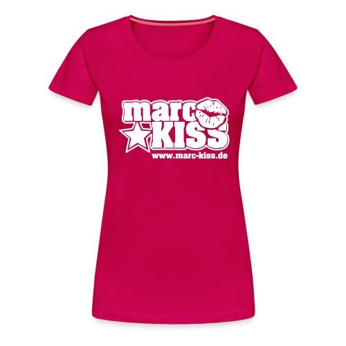 marckisslogoshirt - Frauen Premium T-Shirt