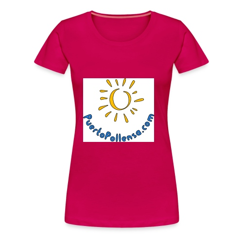 digital ppcom logo ladies - Women's Premium T-Shirt