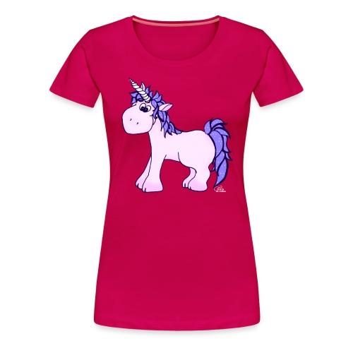 Ennea Einhorn - Frauen Premium T-Shirt