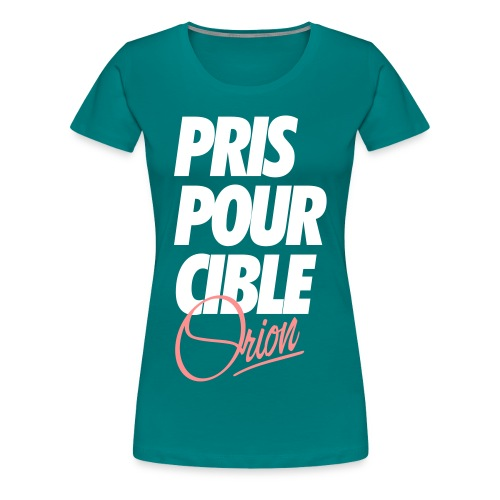 orion3 - Koszulka damska Premium