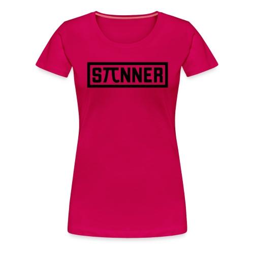 Spinner - Frauen Premium T-Shirt