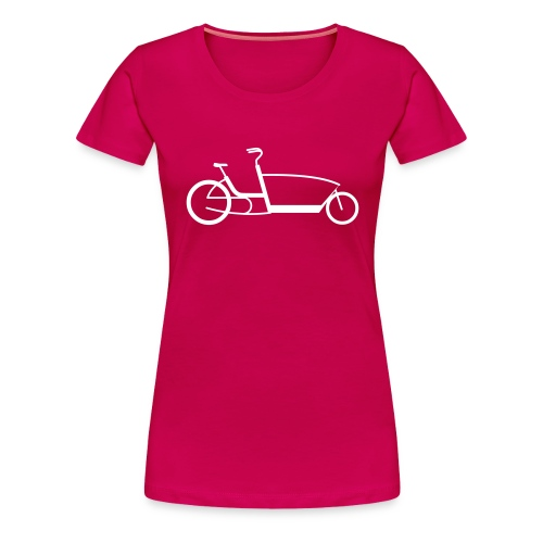 The Urban Arrow - Frauen Premium T-Shirt