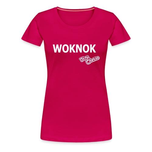 wok - Vrouwen Premium T-shirt