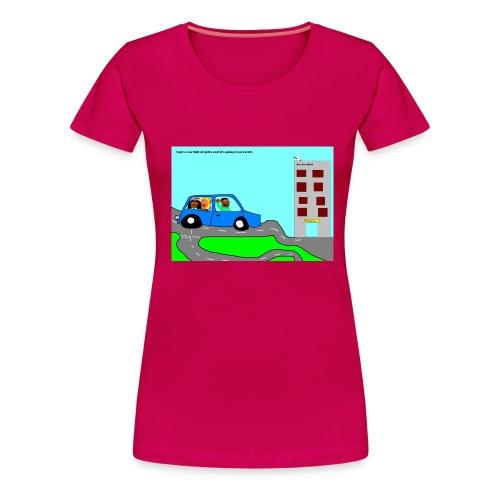 regulate - Women's Premium T-Shirt