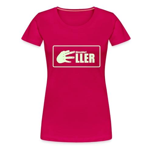 beef eller hand - Frauen Premium T-Shirt