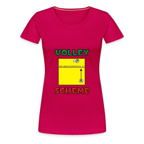 seconda linea testo - Maglietta Premium da donna
