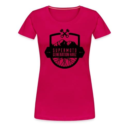 #SMGHarz Logo Neu - Frauen Premium T-Shirt