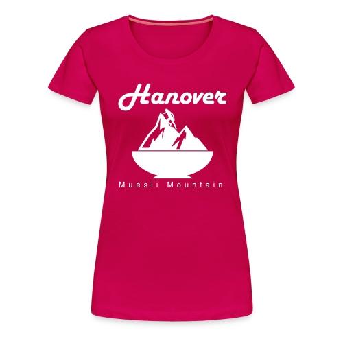 Muesli mountain - Women's Premium T-Shirt