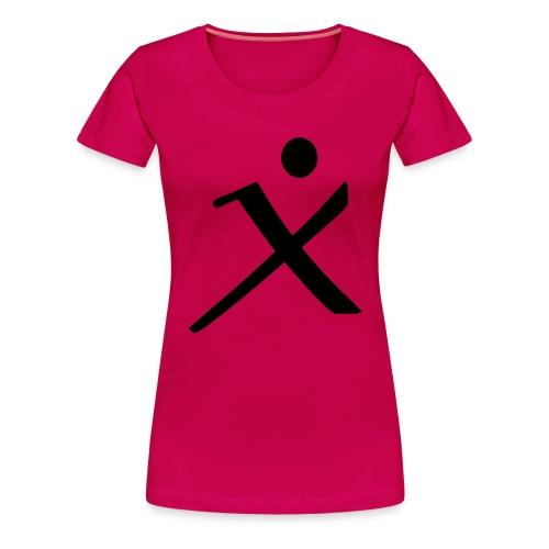 intoxicated logo ixi - Frauen Premium T-Shirt