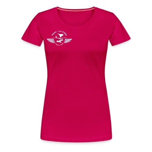 Habits GAM La Côte - T-shirt Premium Femme