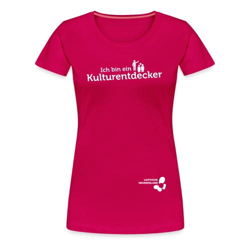 k8 - Frauen Premium T-Shirt