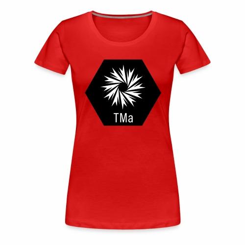 TMa - Naisten premium t-paita