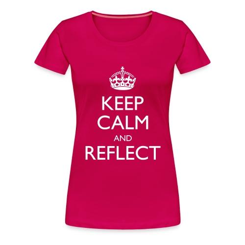 reflect - Women's Premium T-Shirt
