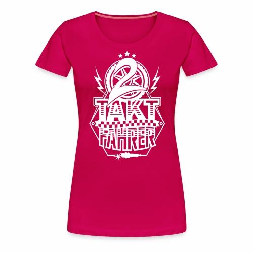 2-Takt-Fahrer / Zweitaktfahrer - Women's Premium T-Shirt