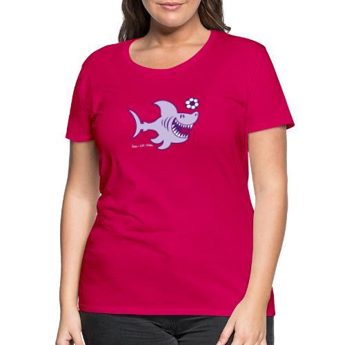 Shark Attacks - Women's Premium T-Shirt