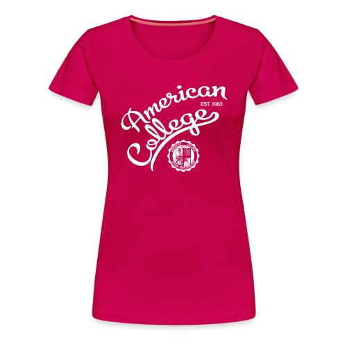 ACS Swash - Women's Premium T-Shirt