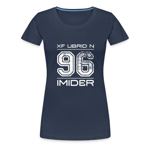 xef ubrid n 962 - T-shirt Premium Femme