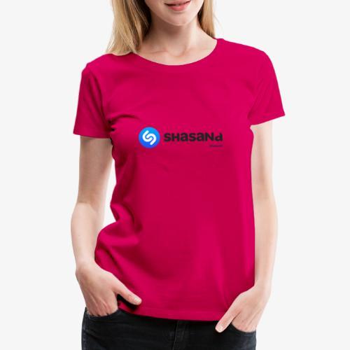 Shasand - Maglietta Premium da donna