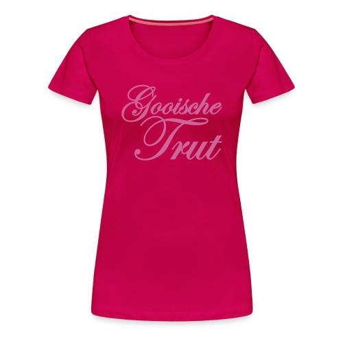 Gooische Trut - Vrouwen Premium T-shirt