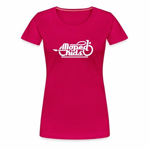 Moped Kids / Mopedkids (V1) - Women's Premium T-Shirt