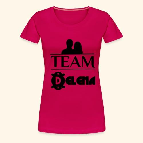 Team Delena - Women's Premium T-Shirt
