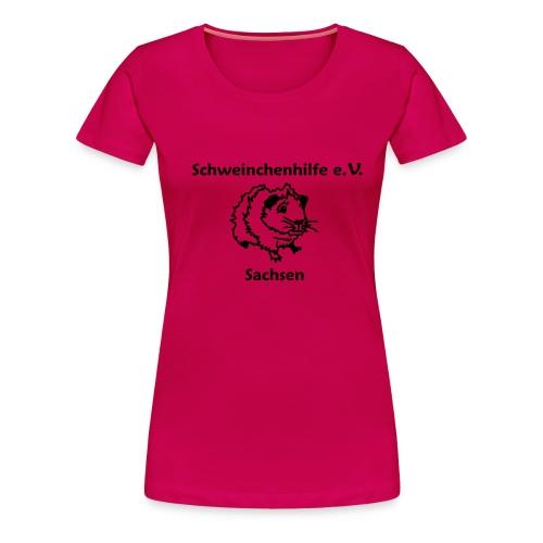 vereinslogo - Frauen Premium T-Shirt