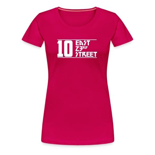 The Loft - 10 East 23rd Street - Premium-T-shirt dam