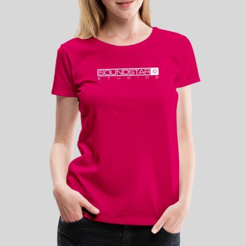 soundstarstudios bk schwarz 300 - Frauen Premium T-Shirt