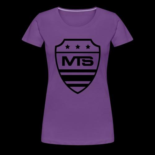 MTS92 BLASION - T-shirt Premium Femme